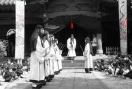 多久聖廟秋季釈菜について