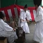 吉田刃物のふいご祭り
