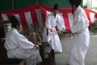 「ふいご祭り」吉田刃物株式会社