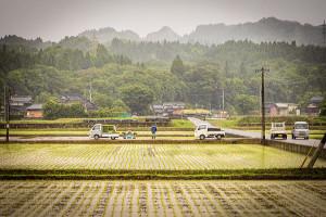 梅雨の頃(第5回多久百景写真コンテスト準グランプリ)
